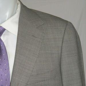 Stuart's Choice Super 130 Two Button Suit 44XL